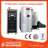 PVD de plástico de la máquina de revestimiento de plástico / Equipo de recubrimiento vacío evaporación de la Plata