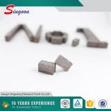 Алмазные сегменты для инструментов для резки гранита