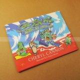 Les enfants livre Livre à couverture rigide d'impression imprimer