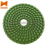 "4 "" 100mm Diamond Flexible Wet Polishing Pads"