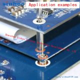 Smtso-M2-7et, SMD Mutter, Schweißungs-Mutter, Reelfast/Mutter der Oberflächen-Montierungs-Fasteners/SMT Standoff/SMT, Stahlbandspule