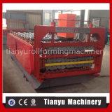Het automatische Comité van het Dakwerk van het Metaal het Broodje die van Drie Laag Machine vormen