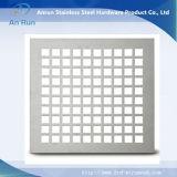 Металл квадратного отверстия Perforated для полки рынка