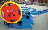 Máquina de fabricação automática de linha de produção de unhas de aço profissional profissional