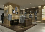 Boutique de mode Display Fixtures Shop Design de vêtements pour hommes
