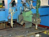 Machine taillante de plasma de commande numérique par ordinateur