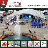 tenda commerciale teatrale di evento della cupola dell'arco della tenda di 25mx80m permanentemente Arcum