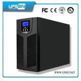 UPS triphasé en ligne pur d'onde sinusoïdale avec la batterie externe