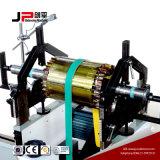 ベルトモーター回転子のバランスをとる機械