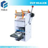Machine rescellable automatique de cachetage de cuvette de sachet en plastique pour le jus (FB480)