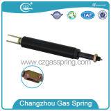 comprimento de curso de 64mm que trava a mola de gás