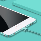 Красочные аксессуаров для мобильных телефонов глухой польский заднюю крышку ПК для телефона Meizu примечание 6