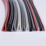 ゴム製エッジングストリップのシリコーンのUチャンネルの端保護
