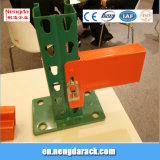 Teadrop Zahnstangen-Metallregal-Zahnstangen-Hochleistungsladeplatten-Zahnstange