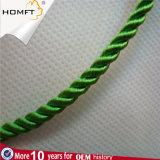 Grünes  Runde Nylonzeichenkette flocht Seil/Netzkabel für Papier Bag