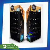 El punto de venta al por menor de la Encimera cartón mostrar con gancho para juguetes de cartón, visualización de Sidekick