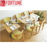Alimentação de fábrica por grosso moderno Restaurante cadeiras de madeira para venda (FOH-BCA22)
