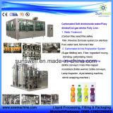 12000bph máquina de enchimento de bebidas carbonatadas (DCGF)