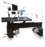 A auto máquina de estaca do laser da máquina do dobrador para morre fazer