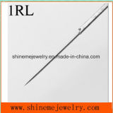 ボディ刺すようなツール316Lステンレス製Steel 収束の円の針(SPTL006)