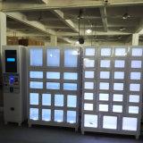 Máquina expendedora de las fuentes de oficina con el dispensador de la cabina de la célula