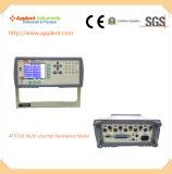 モーター抵抗(AT5110)のためのマイクロオームのメートルの中国の製造業者