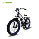 [48ف] [750و] إطار العجلة رخيصة سمين درّاجة كهربائيّة جدّا من طريق [إبيك]