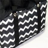 Arbeitsweg-großer Reißverschluss-Handtaschen-Gepäck-Einkaufen-Eignung-Beutel