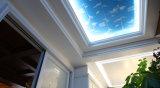 2016天井および壁の装飾の建築材料のための熱い押すPVCパネル