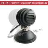 Rundes 4PCS Epistar Selbst-LED Arbeits-Licht für Gabelstapler-Auto-Kran