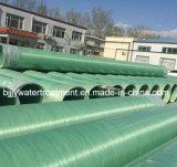 Pipe du poids léger FRP/GRP pour l'approvisionnement en eau et les eaux d'égout Drainning