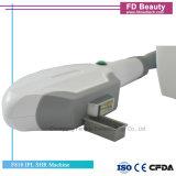 Macchina portatile di rimozione dei capelli di IPL e di ringiovanimento della pelle con Ce