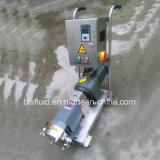Molho de transferência de líquidos de higiene de aço e congestionamento da Bomba do Rotor