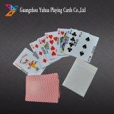卸し売りプラスチックトランプのカジノの火かき棒のカード