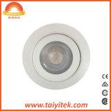 5W-15W luz del panel ultra delgada del redondo LED para la iluminación del departamento/de la oficina/del mercado/de la alameda