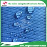 Tela no tejida Hacer girar-Consolidada de la tela médica para la mascarilla