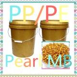 Material plástico Pearl Masterbatch Efecto especial