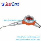 Prophyの歯科衛生検査隊の外科診断病院装置を磨く多彩なプラスチック歯科空気Prophyの仲間または空気ポリッシャの歯