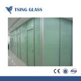 3-8 mm de cristal Lacado/Atrás vidrio coloreado / vidrio pintado para la construcción o la decoración/Panel de puerta/expulsión