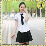 Uniforme 2017 do estilo do blazer do OEM de China vário para meninas