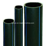 PE100 HDPE Пластмасса Plumbing Pipe для водоснабжения
