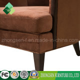 포도 수확 작풍 둥근 뒤 의자 판매를 위한 단 하나 소파 의자