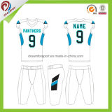 Women Custom Design Sublimated American Jersey Football