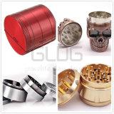 Het in het groot Metaal Van uitstekende kwaliteit van de Toebehoren van het Glas 4 Lagen van de Molen van het Kruid
