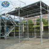Ringlock Baugerüst-China-Lieferanten-Standardbaugerüst-Größen