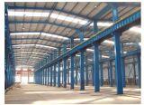 Edificios de marco de acero del palmo grande con resistencia a la corrosión fuerte
