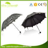 熱い販売のカスタム傘の印刷される昇進の女性傘