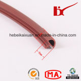 Aluminum Window를 위한 PVC Profile Slot Type Rubber Seal Strip