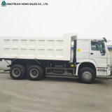 アフリカのための中国のダンプトラック3の車軸先端のトラックのダンプ