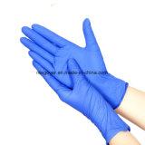 Одноразовые медицинские исследования нитриловые перчатки порошок или Powder-Free